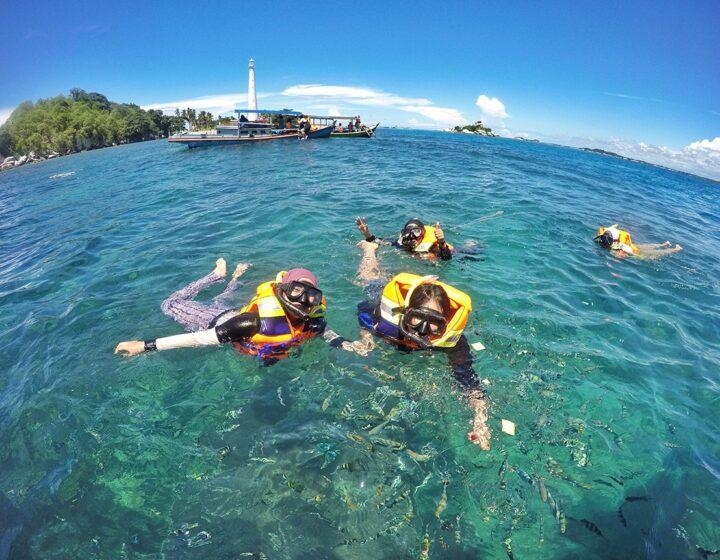 belitung tour travel